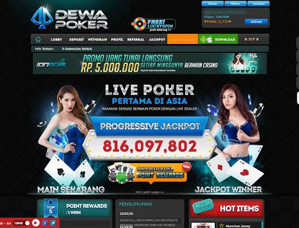 Sins Of Online Poker
