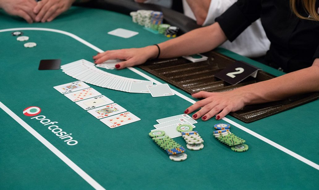 Top Nine Ways To Get A Used Poker