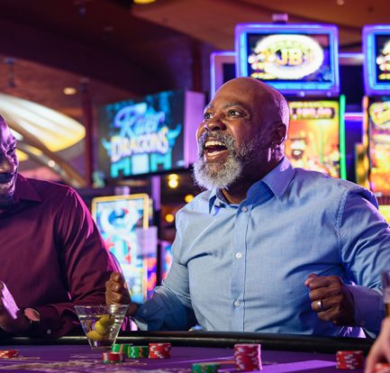 Five Ways To Reinvent Your Casino